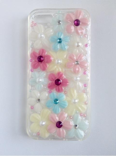 キャンディー色iPhone ケース1
