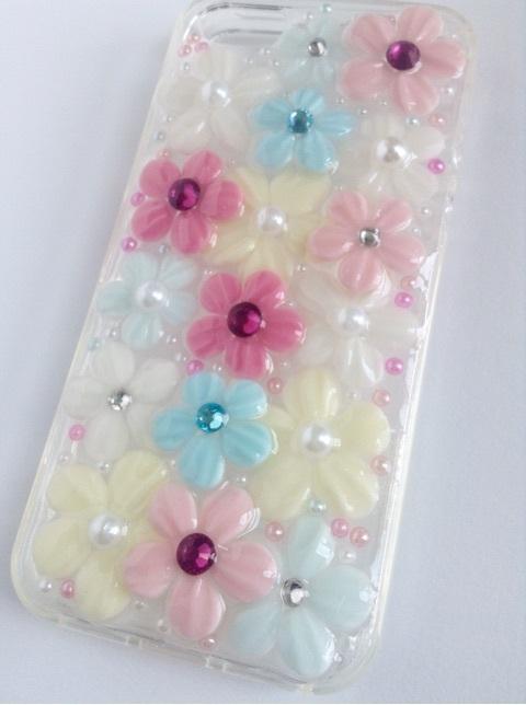 キャンディー色iPhone ケース4