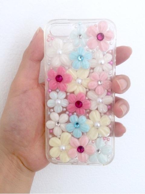 キャンディー色iPhone ケース5
