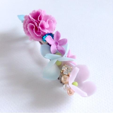 fleurs et bijoux barrette4