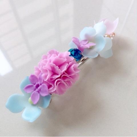 fleurs et bijoux barrette5