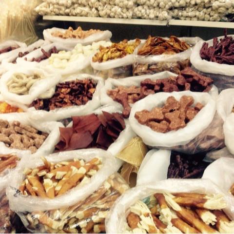 バンコクの市場で世界一周気分12