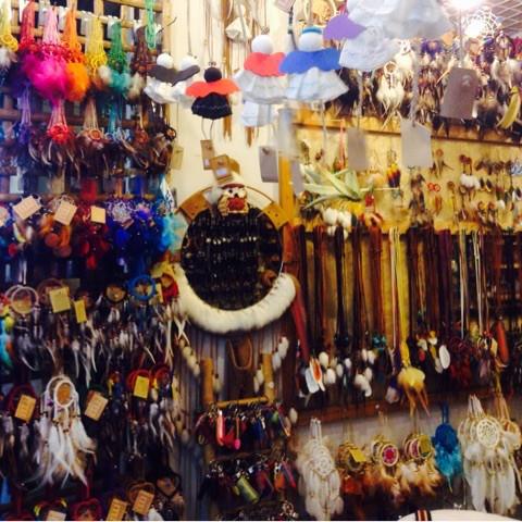 バンコクの市場で世界一周気分15