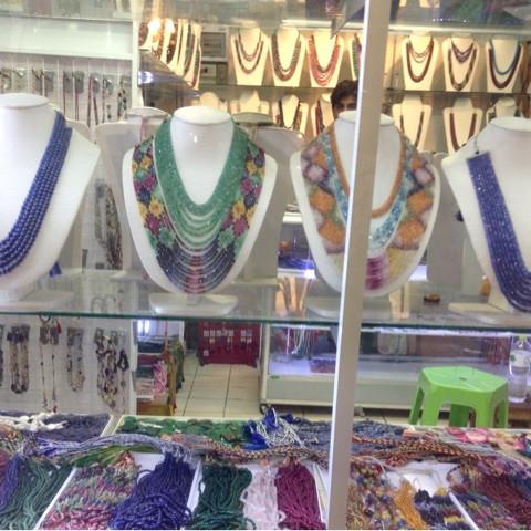 バンコクの市場で世界一周気分2