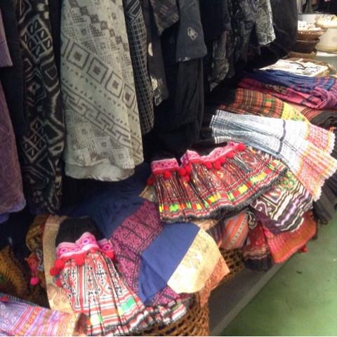 バンコクの市場で世界一周気分5