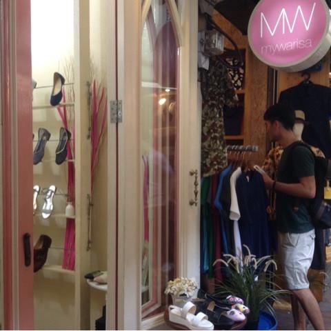 バンコクの市場で世界一周気分8