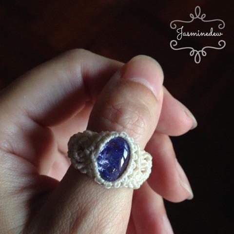 タンザナイトの指輪と私のクリスマス3