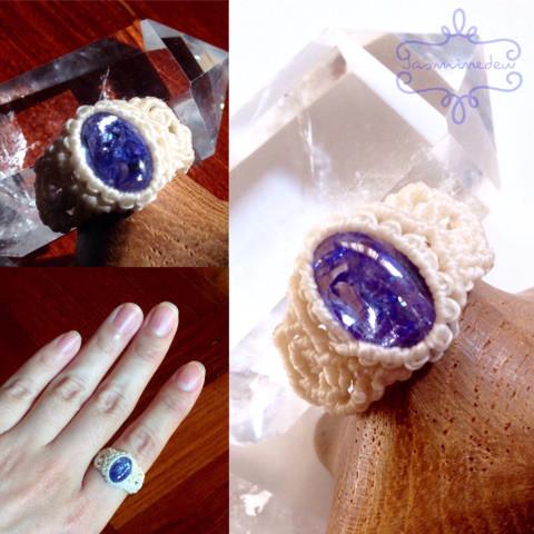 タンザナイトの指輪と私のクリスマス4