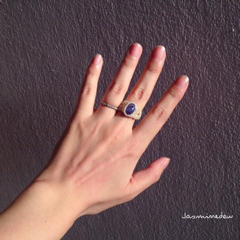 タンザナイトの指輪と私のクリスマス5