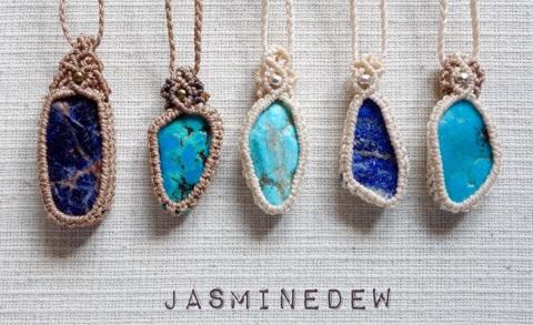 Jasmine Dew - ハンドメイドアクセサリー