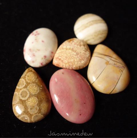 キャンディみたいな天然石セット1