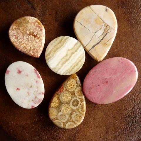 キャンディみたいな天然石セット4